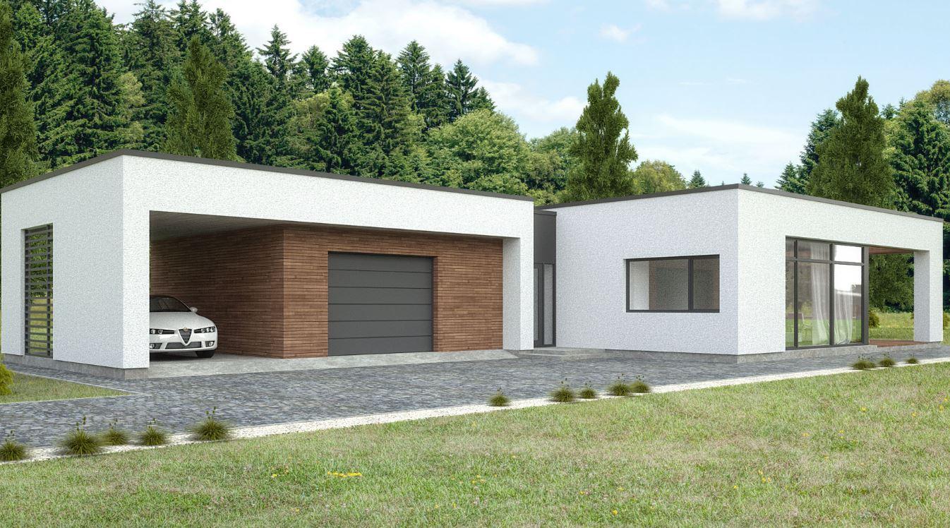 Modelos de casas modernas de 3 dormitorios for Casas casas