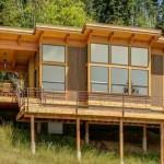 Modelos de casas pequeñas de un solo ambiente