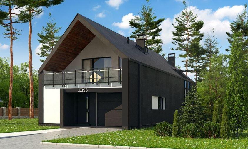 Planos de casas gratis for Modelos de garajes