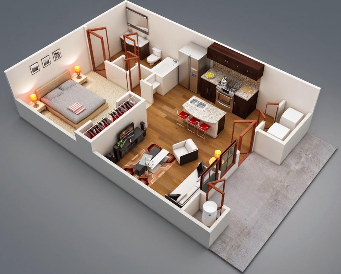 viviendas-de-1-dormitorio