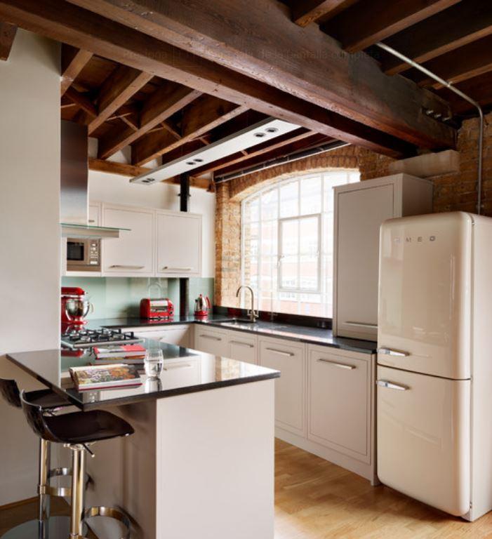 Planos de casas gratis for Cocinas modernas pequenas para apartamentos con desayunador