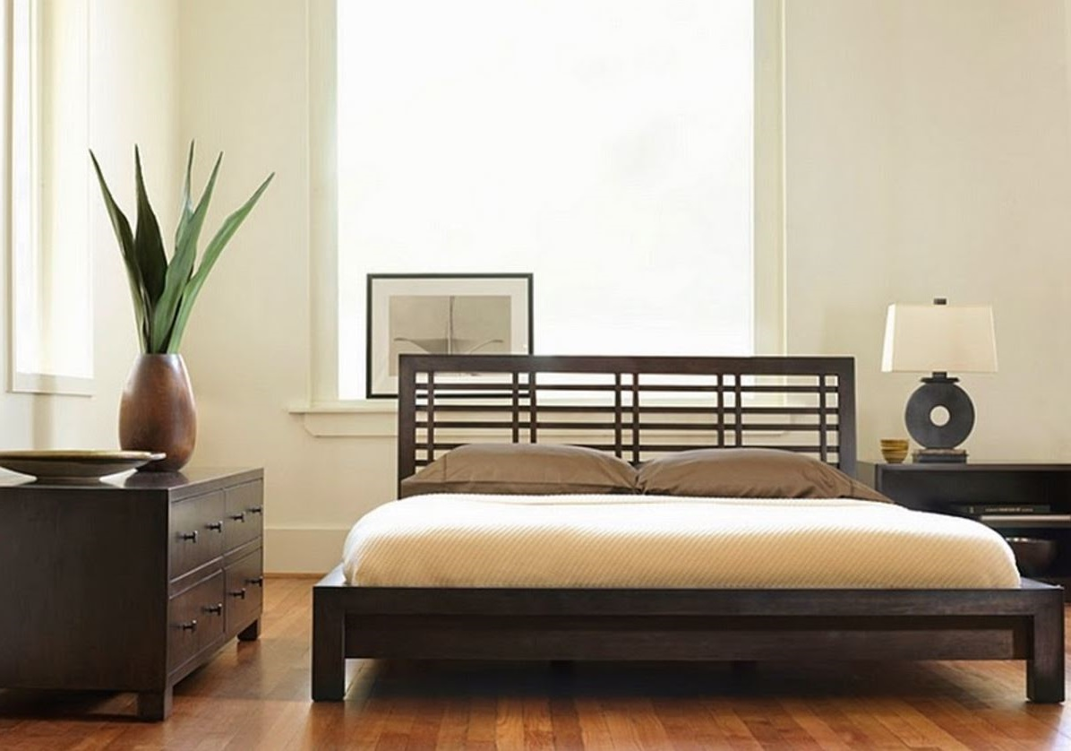 decoracion-dormitorios-matrimoniales-piso-de-madera