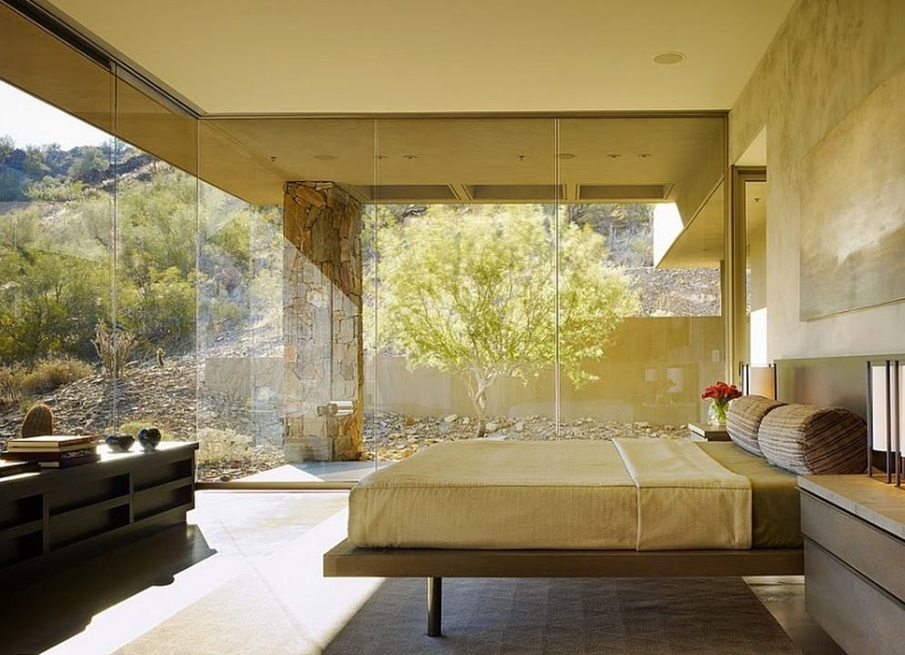 habitaciones-minimalistas-beige