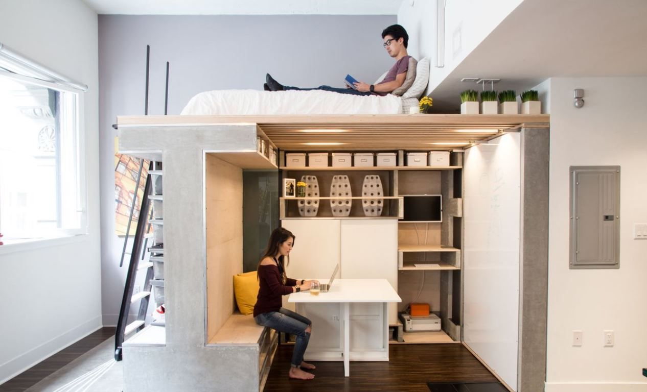 Construcción De Loft Económicos