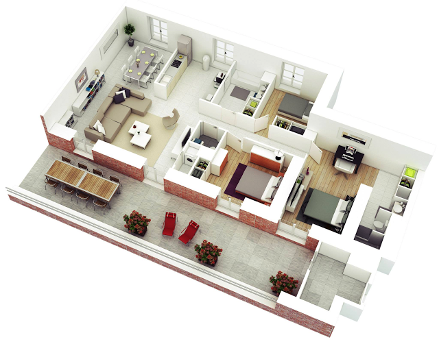 cuantos-metros-tiene-minimo-un-departamento-con-3-dormitorios