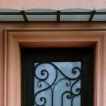 Modelos de aleros para puertas