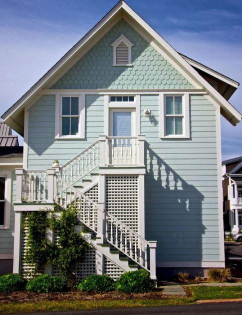 küçük evler için merdiven modelleri