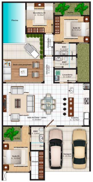 garajlı evler 7