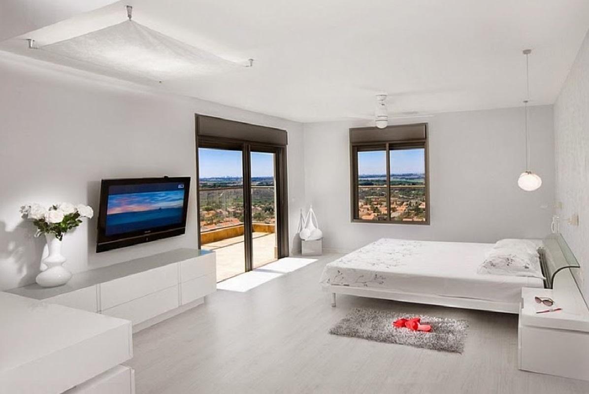 minimalist-evlilik-yatak odası-dekorasyonu