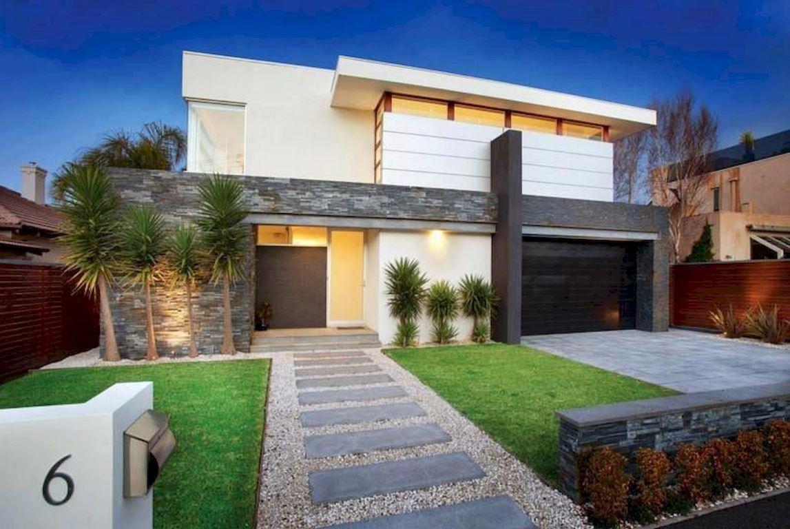 modern evler için kaldırımlar