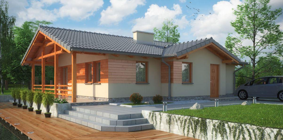 tek katlı evler 3