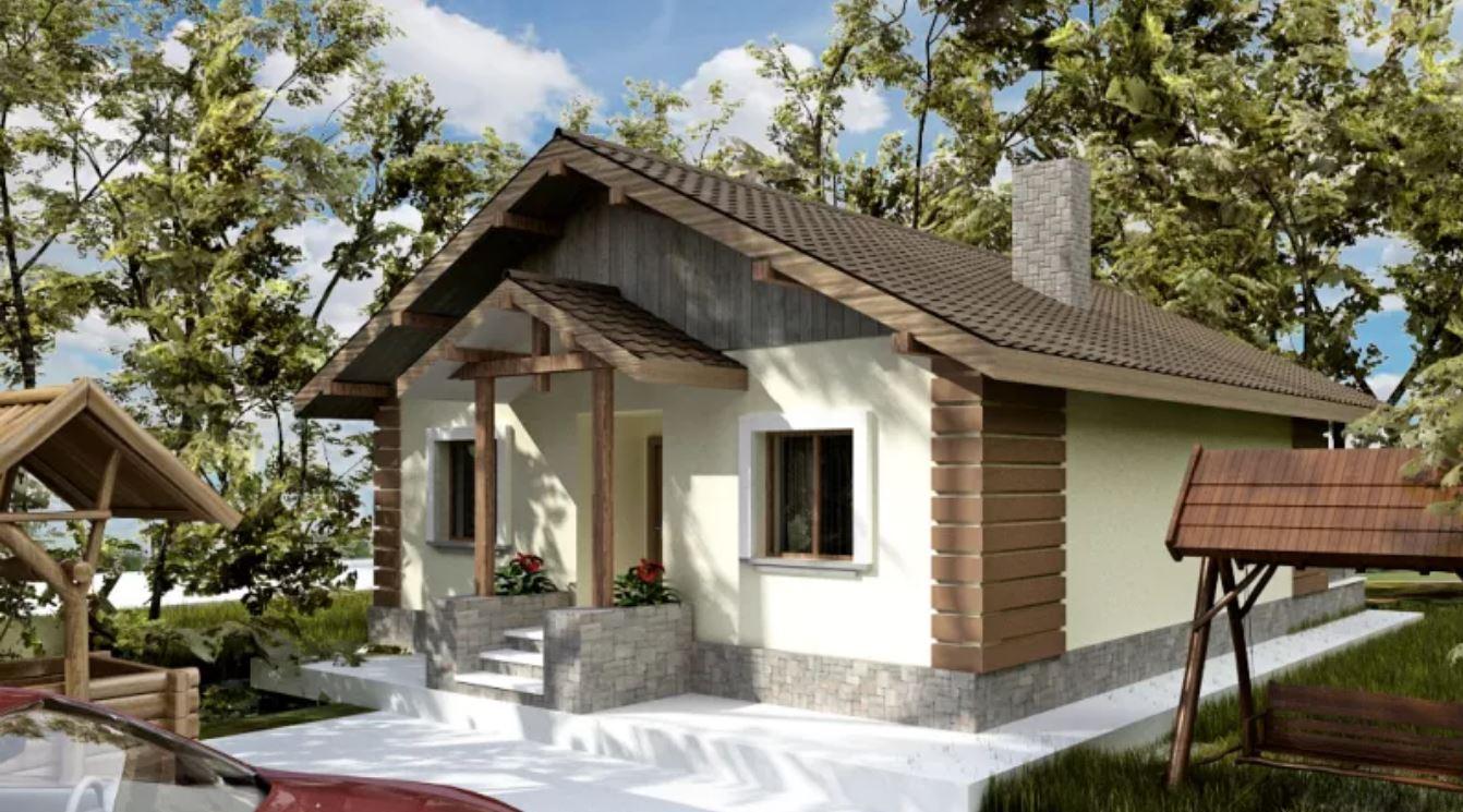 iki parçalı evler